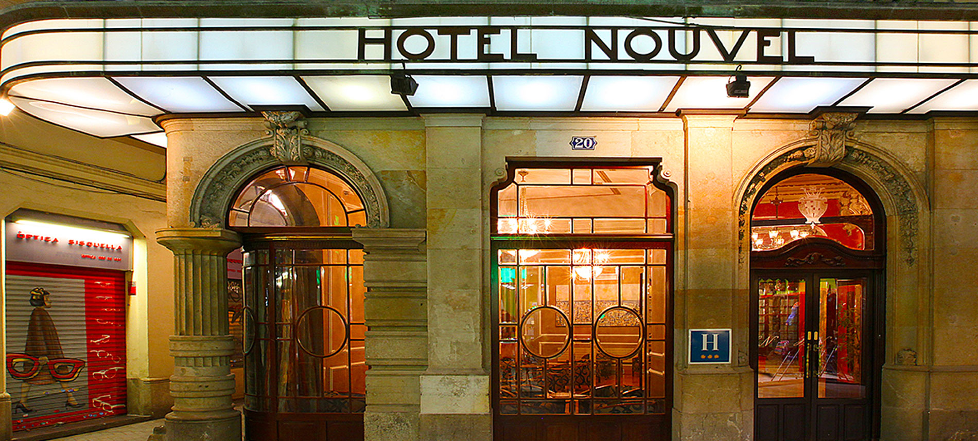 Hotel Nouvel***