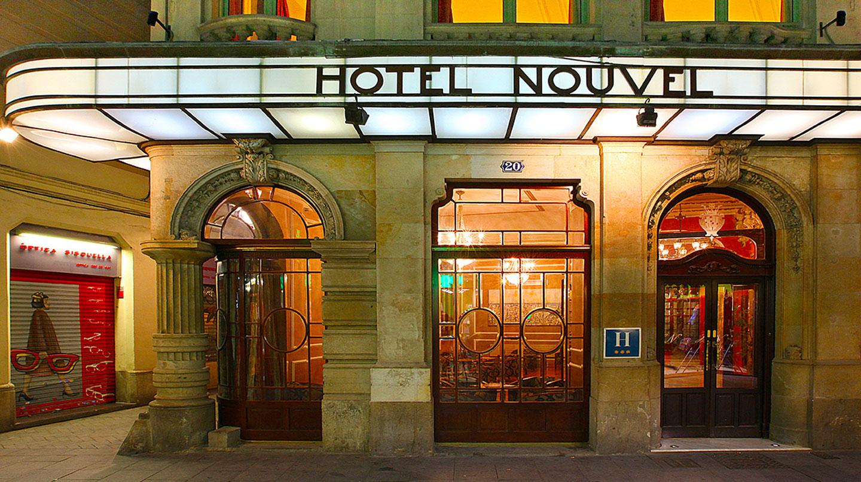 hotelværelser i barcelona centrum